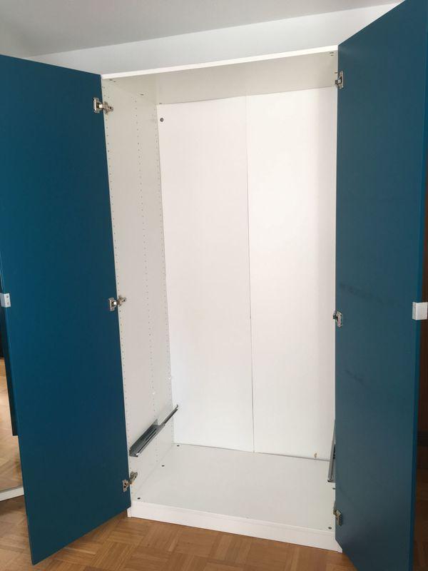 Ikea Pax Rückwand ikea pax korpus und 2x fardal türen in tübingen ikea möbel kaufen