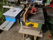 Die Gelegenheit Holzwerkmaschine mit allem