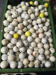 Gebrauchte Golfbälle 50 - 200 Stück