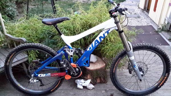 Fahrrad Mountainbike WC-Downhiller GIANT GLORY