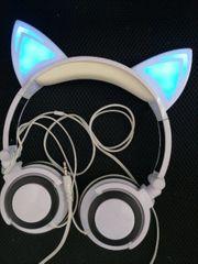 Bluetooth Kopfhörer und LED Kopfhörer