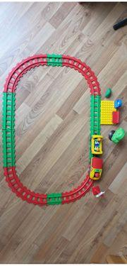 playmobil 123 Eisenbahn batteriebetrieben
