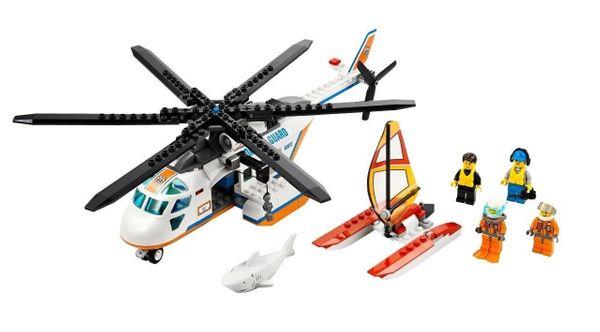 Biete LEGO City 60013 - Hubschrauber