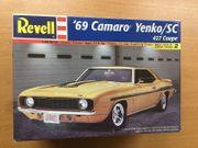 Revell 1 25 69 Camaro