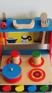 Mini-Kinder-Küche
