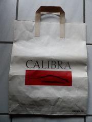 Opel Calibra - Werbung - Papiertüte - Tragetasche -