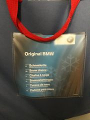 Original BMW Comfort Schneeketten