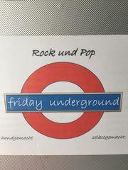 Friday Underground sucht einen Bassisten