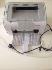 Laserdrucker HP LaserJet P1005