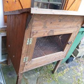 Hasenstall Kaninchenstall Holzstall stabil ca: Kleinanzeigen aus Mudau - Rubrik Zubehör für Haustiere
