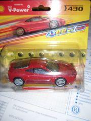 Verkaufe Ferrari Modellauto F430