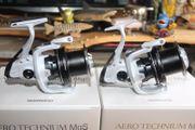 2 Shimano Aero Technium XSC
