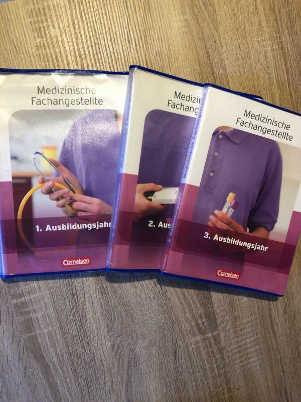 Ausbildungsbücher Medizinische Fachangestellte
