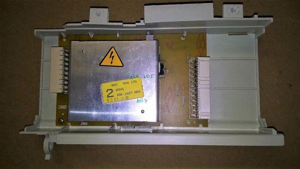 Ersatzteile siehe foto einer waschmaschine siemens siwamat