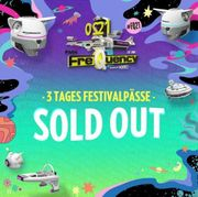 Fm4 Frequency Festival pass tickets