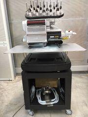 MELCO XTS Stickmaschine 2014