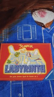 junior labyrinth Brett spiel