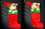 Nikolausstiefel Stiefel Weihnachten Nikolaus Weihnachtsstiefel