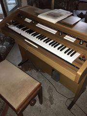 Orgel Klavier Musik
