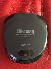 Sony Discman CD Player Digital