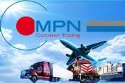 MPN Container Export von Autos