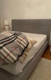 Polsterbett - Doppelbett - Bett