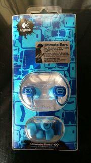 Logitech Ultimate Ears 100 in