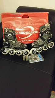 Verkaufe Rollerblade Crossfire 360 Neu