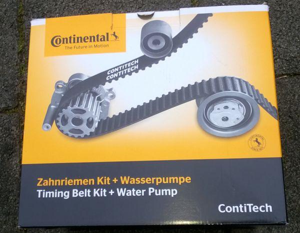 Zahnriemensatz mit Wasserpumpe » Opel-Teile