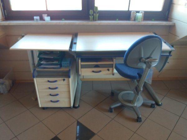 Moll Schreibtisch Set Neuwertig In Limbach Kinder Jugendzimmer