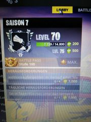 Fortnite Season 2 Account VBucks