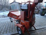 Holzhäcksler Dieselmotor 22PS Schredder