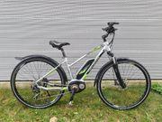 E-BikeGenesis E-Lite CrossBosch Motor28 Zoll