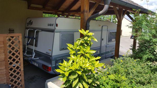Wohnwagen Fendt Karat 490 D