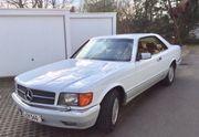 Oldtimer 560SEC es ist ein