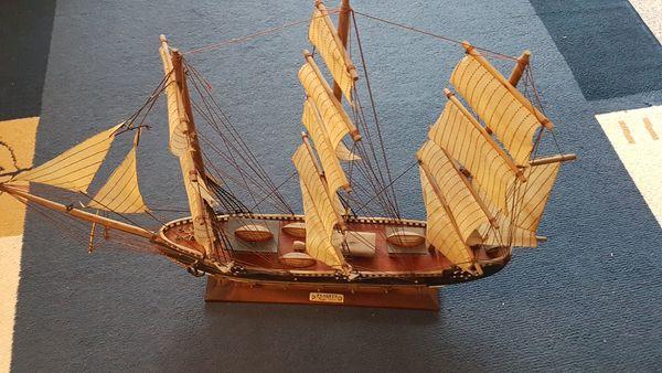 Segelschiff 3 Master Fragata Siglo
