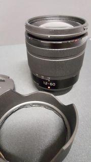Panasonic Lumix G Vario 12-60mm