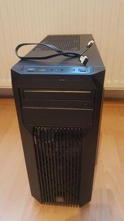 Gaming PC Workstation mit i7-6700