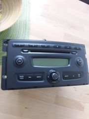 Original Smart 451 Radio CD