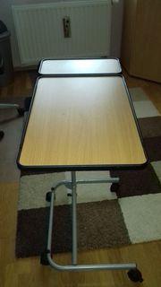 Laptop Tisch auf rollen