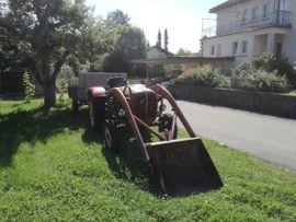 Traktoren, Landwirtschaftliche Fahrzeuge - steyr 188