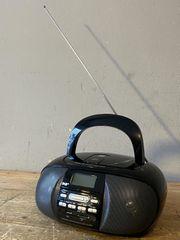 Dual tragbares CD-Radio mit DAB