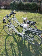 2 E-Bikes Winora CX Serie