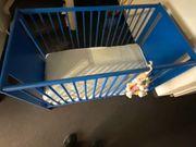 Kinderbett 60 120 cm einschl