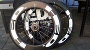 HED Stinger - neuwertige Aero-Laufräder - Laufradsatz