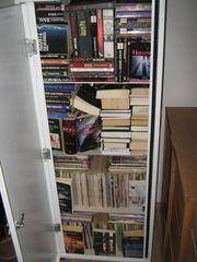 Riesige Horror Roman Sammlung