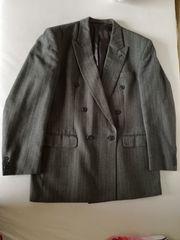 Herren Anzug Gr 50 grau
