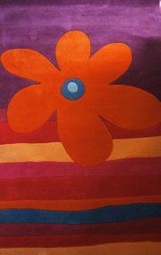 Teppich von Espina Joy Flower