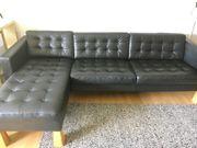 Ikea Karlstadt Leder Sofa 3