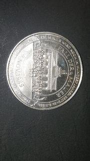 Münze 30 Jahre Fall der
